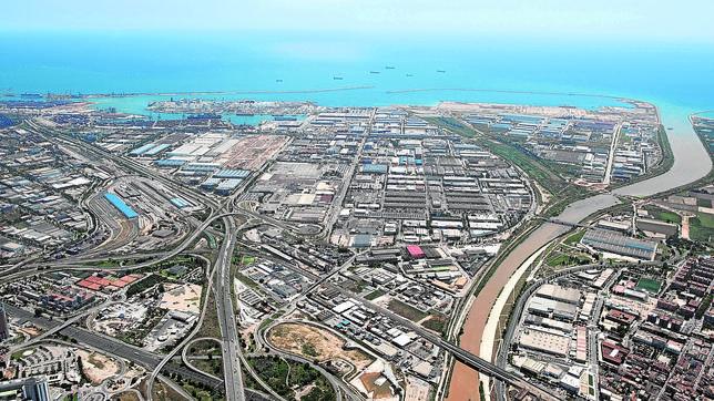 El mercado de naves industriales log sticas en barcelona - Naves industriales barcelona ...